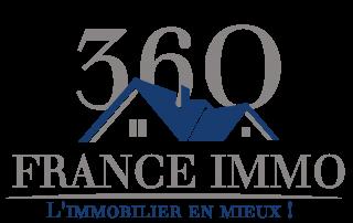 360 France Immo Logo